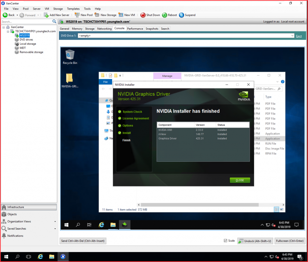 Getting Started with NVIDIA Virtual GPU (vGPU) Software 8 0 for